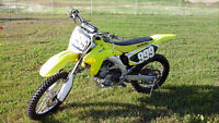 2006 Suzuki RM-Z 450 Dirt Bike, Exc Cond, TRADE for SLED