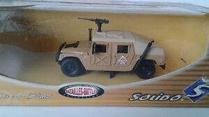 Solido 6154 Jeep Hummer