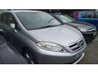 Honda FR-V 2.2 I-CTDI SPORT (silver) 2006