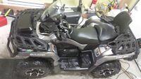 CAN AM BRP BOMBARDIER 2014 OUTLANDER 1000 MAX XT ATV VTT
