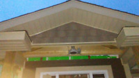 Siding roofing services