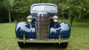 Classic 1938 chev sedan for sale