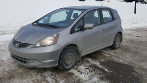 2009 Honda Fit LX manuelle