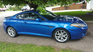 2008 Hyundai Tiburon Other