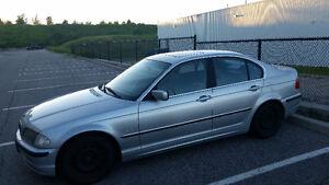 1999 BMW 3-Series sports package Sedan