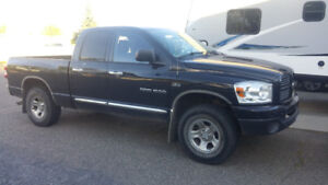 Want sold!: 2007 Dodge Power Ram 1500 Pickup Truck