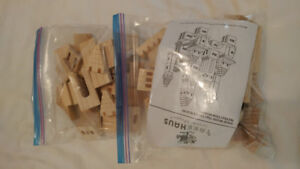 Multiple Wooden Toy Sets: 3 Choices