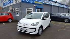Volkswagen Up 1.0 60PS Move up! (white) 2015