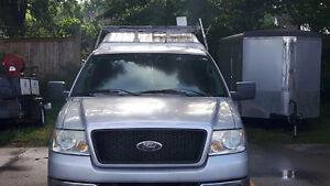 2005 Ford F-150 Pickup Truck Great For Part's
