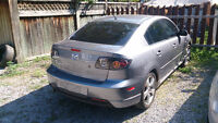 Parting out good condition Mazda 3 GT for cheap