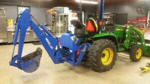 New Holland Back Hoe Attachment
