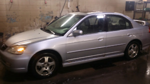 2003 Acura EL great for the upcoming winter
