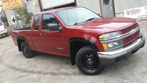2004 Chevrolet Colorado Camionnette