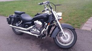 2008 Honda Shadow (low kms)