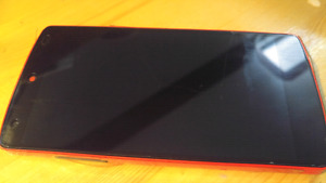 Nexus 5 Red 32GB Edition AS IS