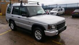 2003 03 LAND ROVER DISCOVERY 2.5 TD5 GS 5STR 5D 136 BHP NO VAT TO ADD PART X DI