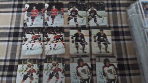 1977 o-pee-chee top shoebox glossy cards