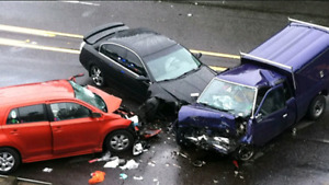 Been im a car accident we are the best for a winable case
