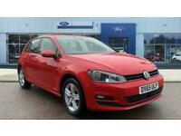 2015 Volkswagen Golf 1.4 TSI Match 5dr Petrol Hatchback Hatchback Petrol Manual