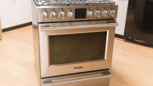 SLIDE IN STOVES FROM $499
