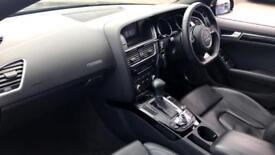 2015 Audi A5 2.0 TDI 177 Black Ed Plus Auto Automatic Diesel Hatchback