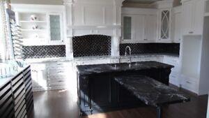 Custom Kitchen Cabinets Showroom!