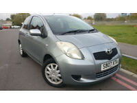 2007 Toyota Yaris 1.0 VVT-i T3 +++P/X TO CLEAR+++