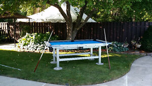 Sean's Outdoor Pool Table Rentals Windsor Region Ontario image 2