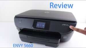 Imprimante HP Envy 5660e:All-in-One serie Printer