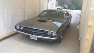 1971 DODGE CHALLENGER R/T NICEST ONE ANYWHERE..PLYMOUTH MOPAR