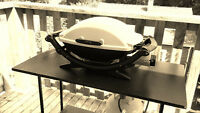 Weber Q Grill (Table Top)