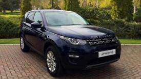 2015 Land Rover Discovery Sport 2.0 TD4 180 SE Tech 5dr Automatic Diesel 4x4