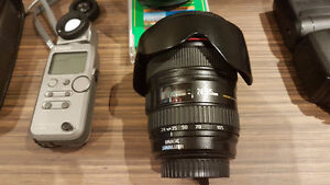 Canon 24-105mm IS USM F/4L Lens