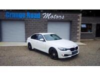 2013 63 BMW 3 SERIES 2.0 320D M PERFORMANCE *SATNAV* POUND;20 TAX 4D 161 BHP DI
