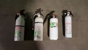 Fire Extinguisher Liquidation Sale ! Edmonton Edmonton Area image 1