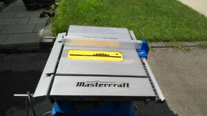 10 inch table saw and  drywall lift