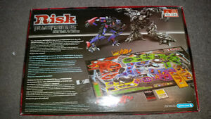 Risk Transformers edition complete and mint condition only $15.. London Ontario image 3