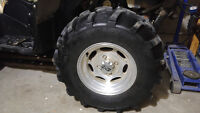 ITP wheels and tires for trade