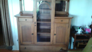 Antique Hutch/Buffet