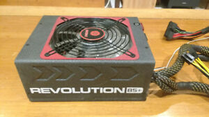 Enermax Revolution 85+ 1050 Watt Desktop Power Supply