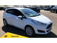2017 Ford Fiesta 1.6 Titanium Powershift Automatic Petrol Hatchback