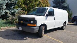 2007 Chevrolet Express Cargo 3/4 Ton