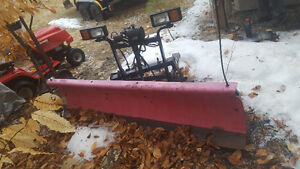 Used Western Snow Plow (Suburbanite  Model)