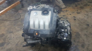 BEW Engine and GPC Transmission from 2005 Golf
