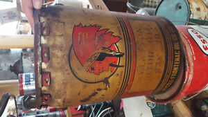 Red Indian 5 Gallon Pail