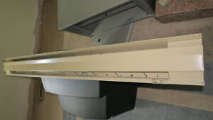 baseboard heater electric