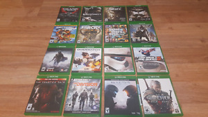 Xbox One Various Games