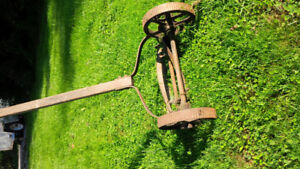 Antique Push Lawn Mower Taylor-Forbes Guelph