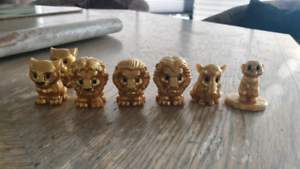 Golden lion king ooshies