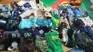 large lot boys size 5